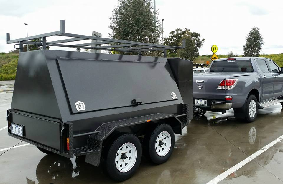 Tradesman Trailer Dual Jst Trailers Top Quality