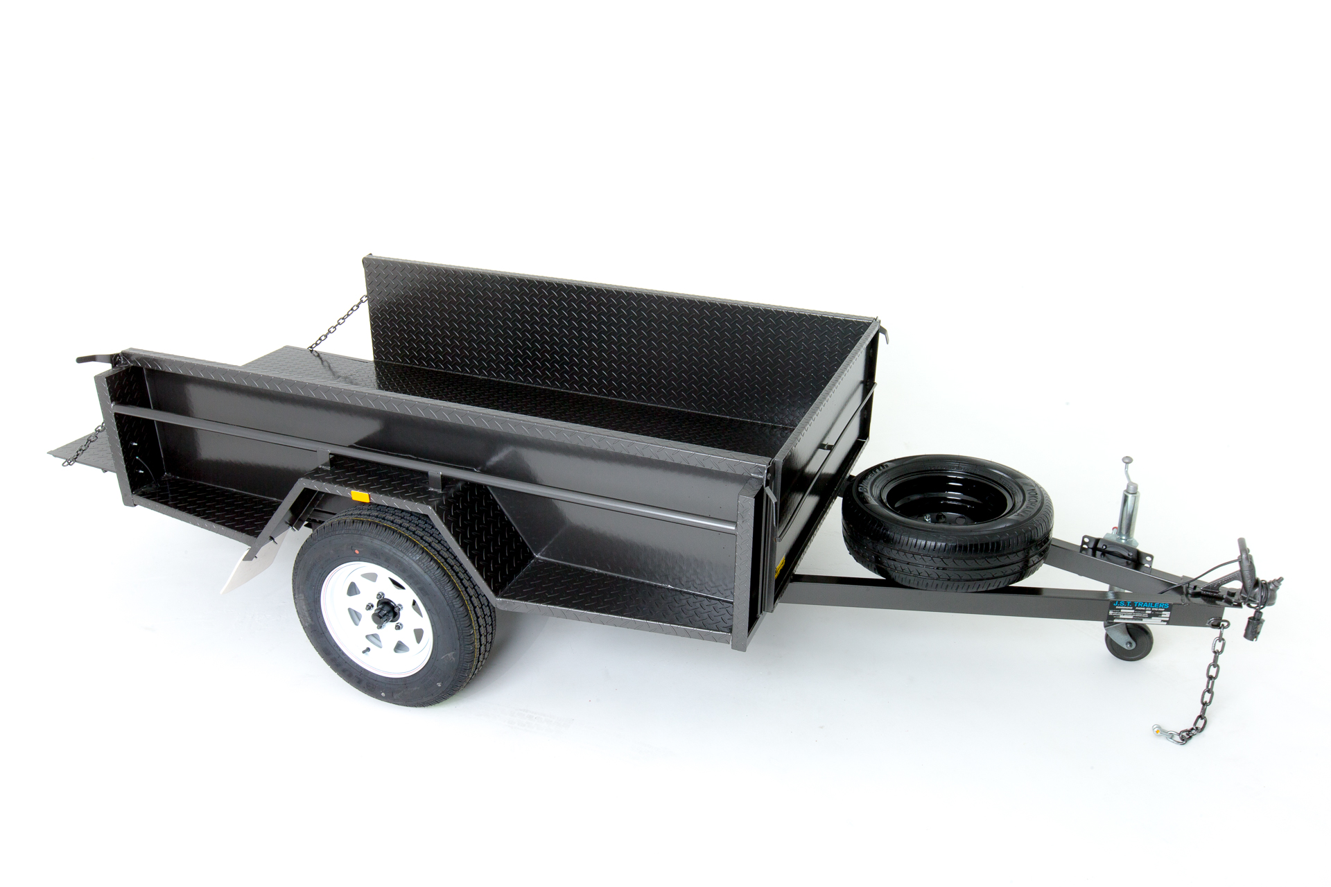 2017 Ford Colors >> Single Axle Trailers | JST Trailers – Top Quality ...