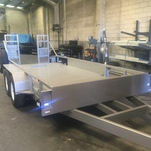 4.5 tonne excavator trailer