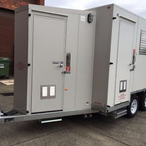 Custom Trailer 3 (Worksafe Toilet Trailer)