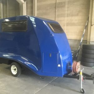 Custom Trailer (Dog wash)